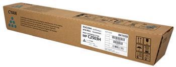 toner RICOH Typ C2503 HC Cyan Aficio MP C2003/C2004/C2011/C2503