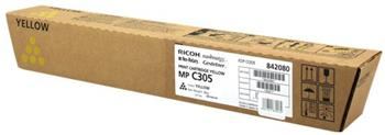 toner RICOH Typ C305E Yellow Aficio MP C305