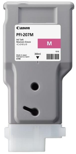 kazeta CANON PFI-207M magenta iPF 680/685/780/785 (300ml)