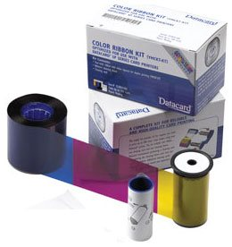 ribbon kit DATACARD (YMCKT-K) SP55/SP75 color