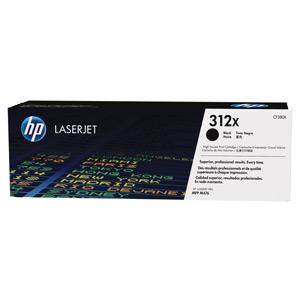 TONER HP CF380X Čierny HP312X pre HP LJ Pro M476, 4400str.