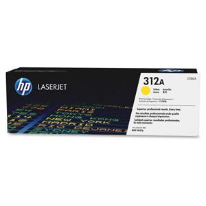 TONER HP CF382A Žltý HP312A pre HP LJ Pro M476, 2700str.