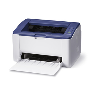 tlačiareň laser čb XEROX PHASER 3020V_B - A4, 21 str/min, USB, Wi-Fi