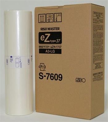master RISO S-7609 eZ-Type 37 EZ370/570 (2ks v bal.)
