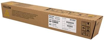 toner RICOH Typ C6003 Yellow Aficio MP C4503/C5503/C6003