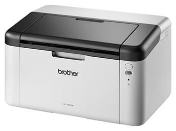 tlačiareň laser čb BROTHER HL-1210WE - 20ppm/A4, WiFi