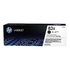 TONER HP CF283X , HP83X čierny, 2200str. pre LJ Pro M225, M201