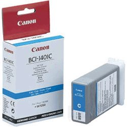kazeta CANON BCI-1401C cyan W6400D/7250