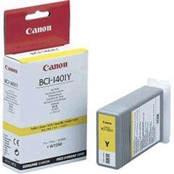 kazeta CANON BCI-1401Y yellow W6400D/7250
