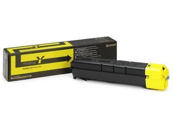 toner KYOCERA TK-8705Y Yellow TASKalfa 6550Ci/7550Ci