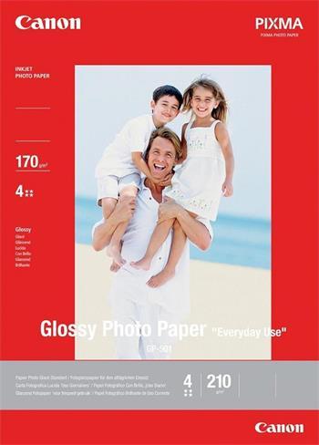 Canon Papier GP-501 10x15cm 10ks (GP501)