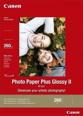 Canon Papier PP-201 10x15cm 5ks (PP201)