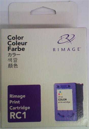 kazeta Rimage RC1 360i/480i/2000i color