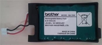 batéria BROTHER (BA-7000) PT-7600