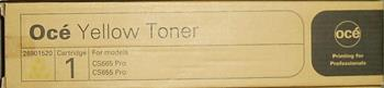 toner OCE CS655 Pro/CS665 Pro yellow