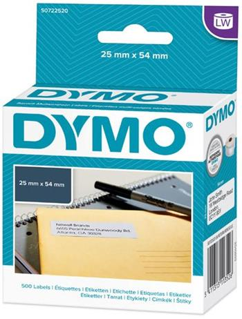 rolka DYMO 11352 Large Return Address Labels 54x25mm