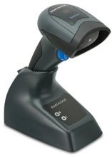 Datalogic QuickScan Mobile QM2430, 433 MHz, Kit, USB, 2D Imager Black (Kit inc. Imager, Base Station and USB Cable.)