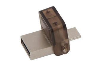 Kingston DataTraveler microDuo 32GB OTG USB 3.0 flashdisk, USB + micro USB