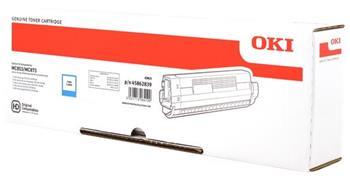 toner OKI MC853/MC873 cyan (7.300 str.)
