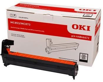 valec OKI MC853/MC873 black