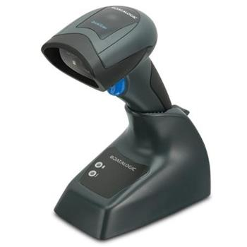 QuickScan Mobile QM2131, 433 MHz, Kit, USB, Linear Imager, Black (Kit inc. Imager and Base Station and USB Cable 90A0522