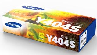 toner SAMSUNG CLT-Y404S SL-C430/C480 yellow