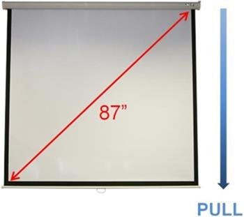 Acer M87-S01MW Projection Screen - plátno 87