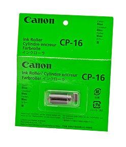 farbiaci valček CANON CP-16 II modrý pre kalkulačky P-1DH/DT/DTS II