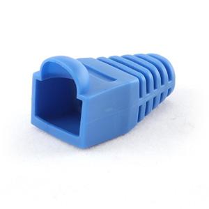 plastová krytka pre konektor RJ45, modrá, 1ks, CABLEXPERT
