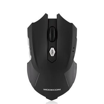 Myš optická bezdrôtová Modecom MC-WMX 800/1600 DPI, Black