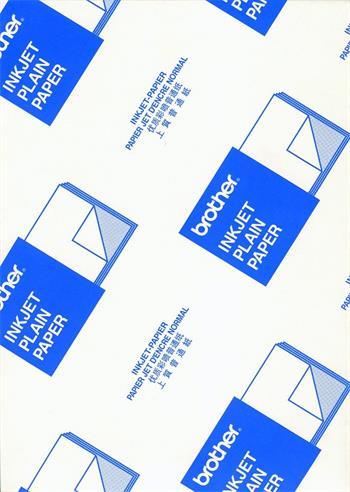 papier BROTHER BP60 kancelársky inkjet A4/250ks