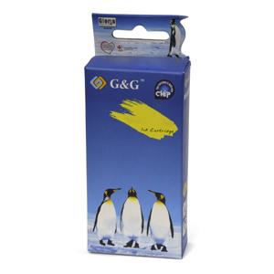 kazeta G&G pre Canon CLI-521BK  iP 3600 / iP 4600 / iP 4700 / MX 860 / MX 870 / MP 540 / MP 550 / MP 560 (9,4ml/BK)