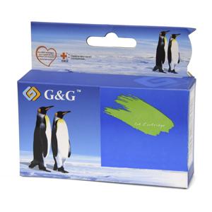 kazeta G&G pre HP 655BK CZ109AE Deskjet Ink Advantage 3525/4615/4625/5525/6525 (BK)