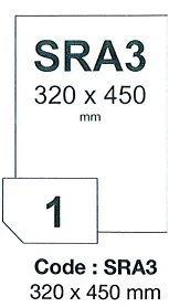 papier RAYFILM matný laser 25ks/SRA3 350g