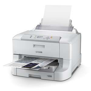 tlačiareň atrament far EPSON WorkForce Pro WF-8010DW, A3+, sieť, DUPLEX, Wi-Fi