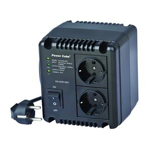 Automatický regulátor a stabilizátor napätia ENERGENIE, LED, 220V AC, 1000VA
