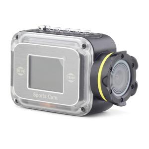 Akčná kamera, Full HD, prenosná, vodeodolná, WiFi, GEMBIRD