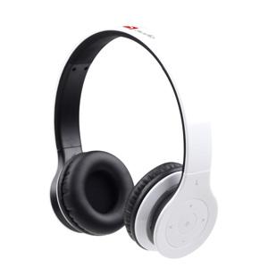 Bluetooth stereo headset Berlin, biela farba, GEMBIRD