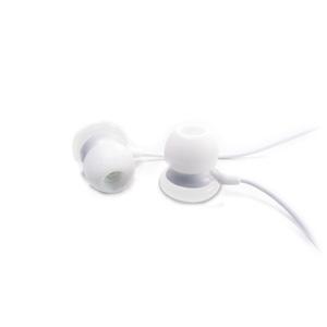 Slúchadlá do uší EP-001, biele, GEMBIRD