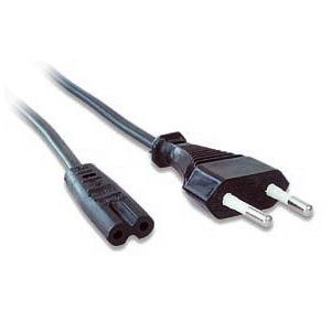 kábel napájací C7, 0,75mm2, 1,8m, CABLEXPERT