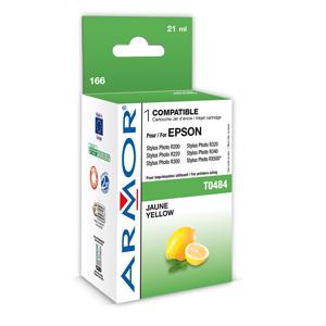 kazeta ARMOR EPSON Stylus R200/R300/RX500/RX600 yellow (T048440)
