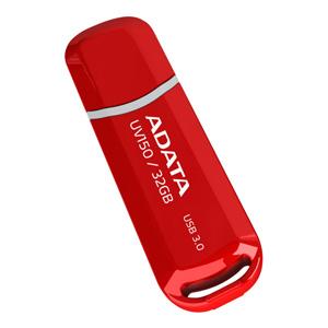 USB kľúč ADATA DashDrive Classic UV150 64GB červený (USB 3.0)