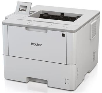 tlačiareň laser čb BROTHER HL-L6400DW - 50ppm/A4, Duplex, WiFi
