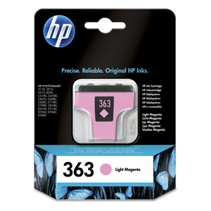 KAZETA HP C8775EE Light Magenta No.363 (5,5 ml) - expiracia 8/2017
