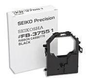 páska SEIKO black FB375, FB37551