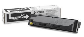 toner KYOCERA TK-5205K Black TASKalfa 356Ci
