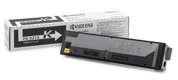toner KYOCERA TK-5215K Black TASKalfa 406Ci