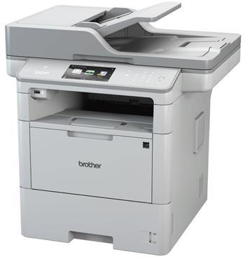 MFP laser čb BROTHER MFC-L6800DW - P/C/S, Duplex, Fax, DADF, WiFi