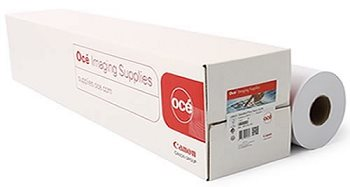"Canon (Oce) Roll IJM009 Draft Paper, 75g, 12"" (297mm), 120m"