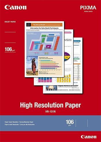 Canon Papier HR-101 A4 50ks (HR101)